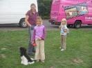 Amanda hat uns am 13.08.2006 in Melsungen besucht