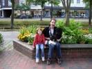 Familie Hülsken zu Besuch in Papenburg August 2007